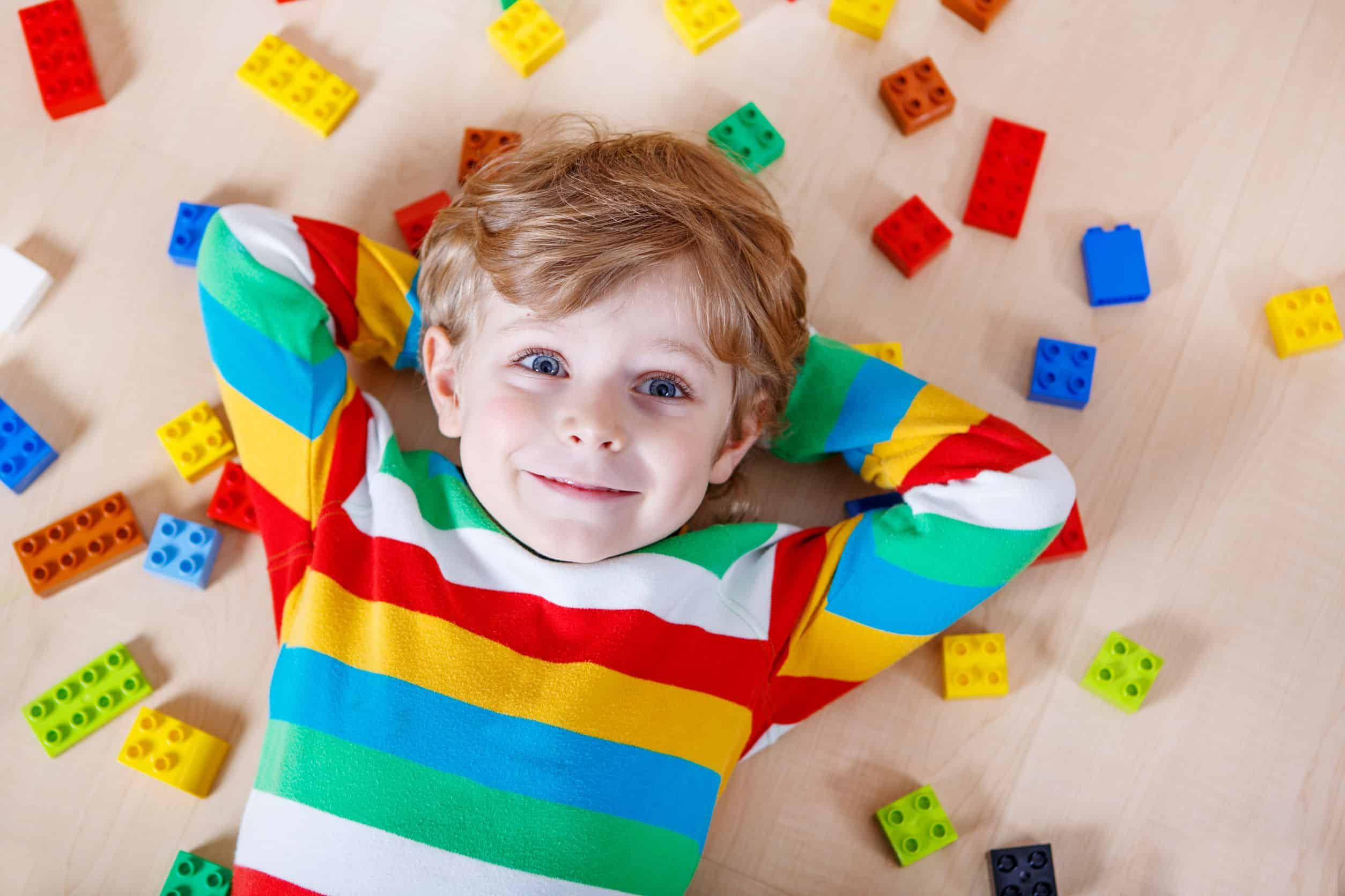 Juguetes para niños de tres años: ¿Cuál es el mejor del 2021?