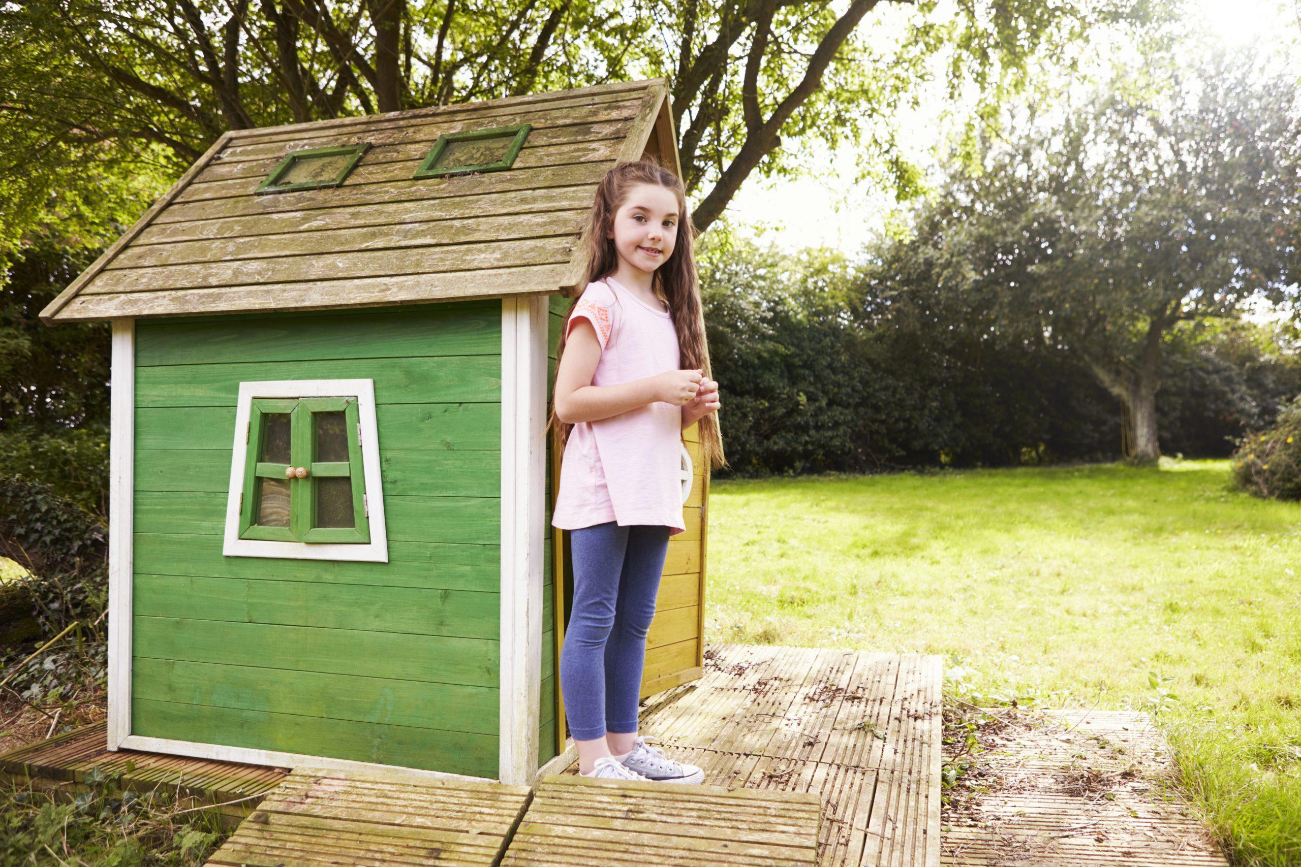 Casas de jardín para niños: ¿Cuáles son las mejores del 2020?