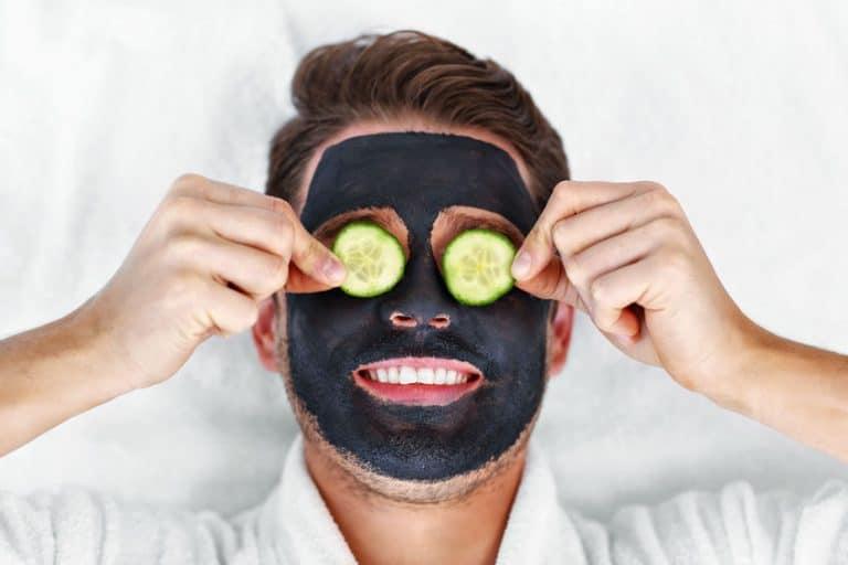 facial para hombre