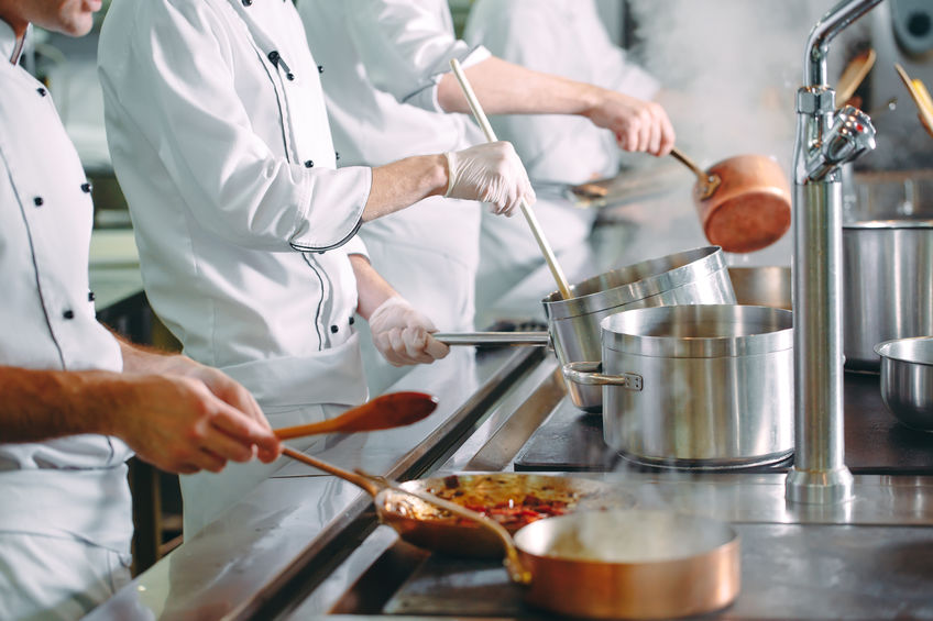 Asistentes de cocina