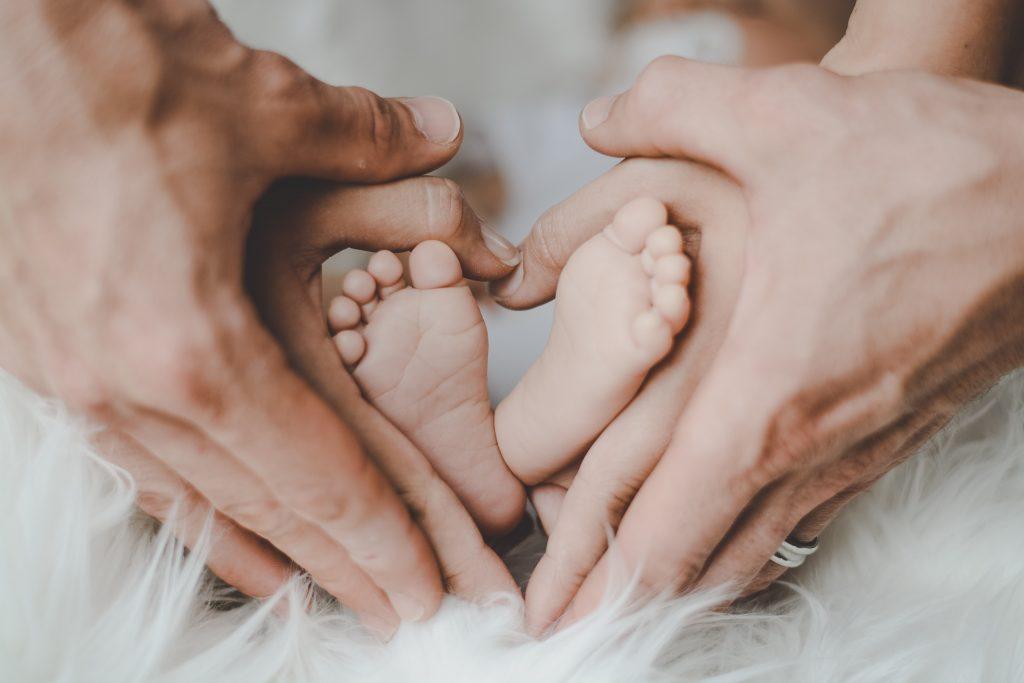 piecitos de bebe
