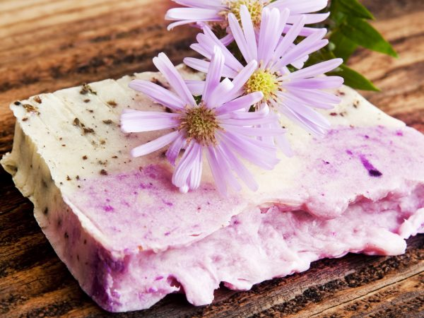 Natural Handmade Floral Soap,Beauty and Spa Natural Product