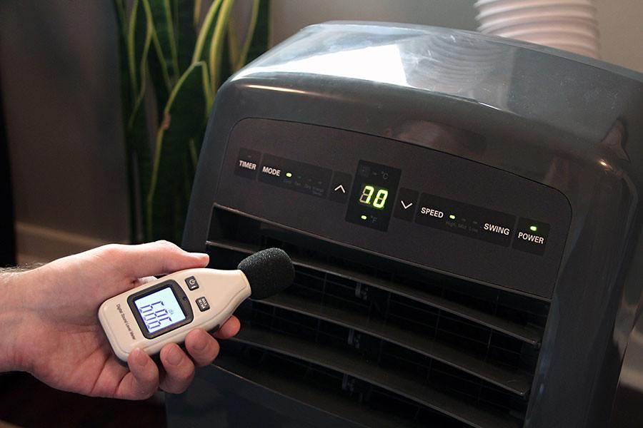 climatizador de sala