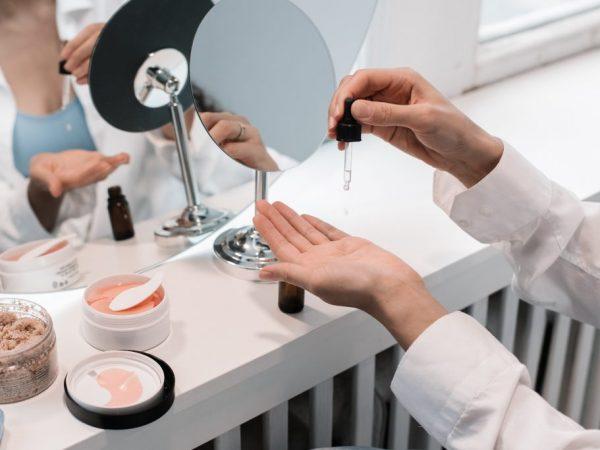 exfoliante químico para la piel