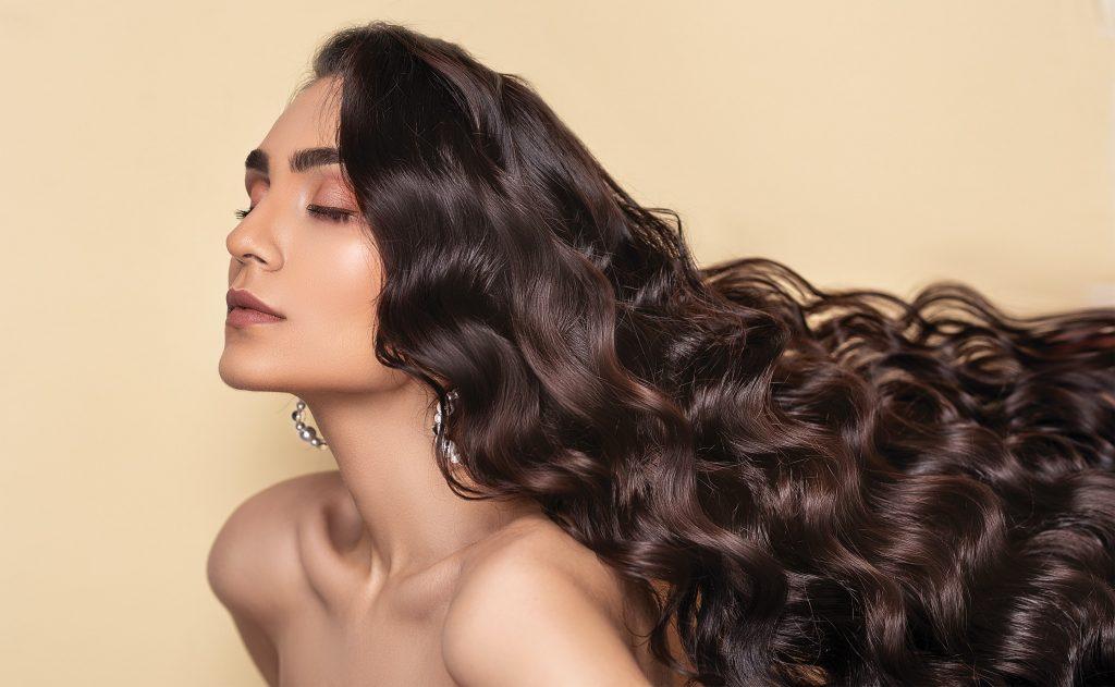 Mascarilla nutritiva para el pelo