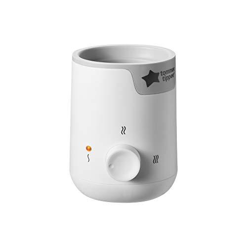 Tommee Tippee - Calentador Eléctrico de Biberones y Comida, Sin BPA, 2 Ajustes de Temperatura